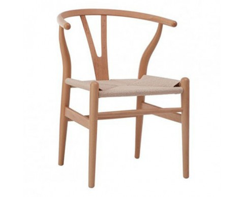 Silla CH24 Wishbone natural