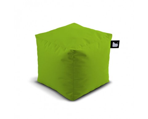 Pouf Mighty cubo verde