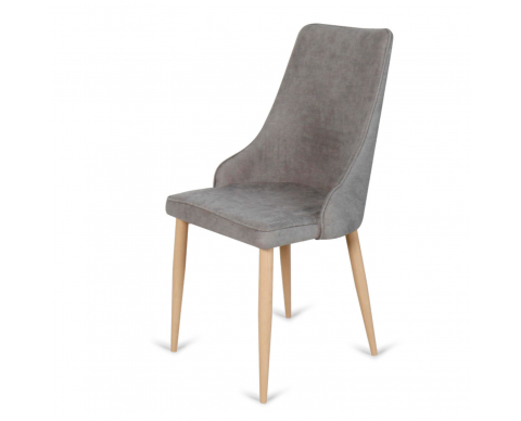 Silla Imperial Gris
